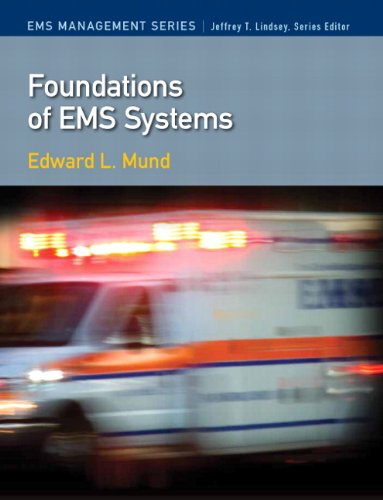 Foundations of EMS Systems (EMS Management)