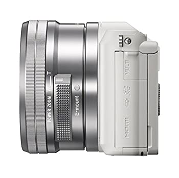 Sony A5100 16-50mm Mirrorless Digital Camera With 3-inch Flip Up Lcd (White) 6