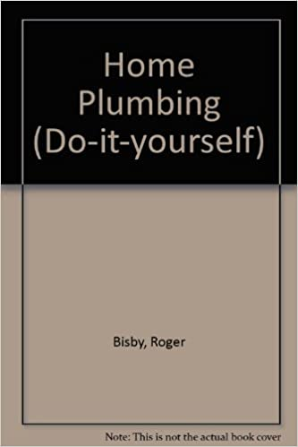 Home plumbing do it yourself amazon roger bisby home plumbing do it yourself amazon roger bisby 9780713717938 books solutioingenieria Gallery