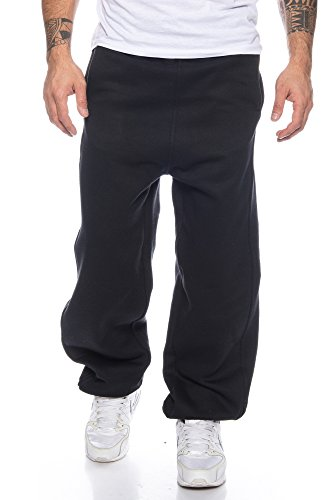 Finchman F1050 Herren Jogginghose Baggysweat Pant Hose Freizeit Loose Fit Sweat Baggy