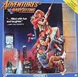 Adventures In Babysitting LASERDISC (Full Screen Version) (NOT A DVD!!!) by Maia Brewton, Keith Coogan, Anthony Rapp, Calvin Levels, Vincent Phillip D'Onofrio, Penelope Ann Miller, Albert Collins, George Newbern, John Ford Noonan, Lolita Davidivich Elisabeth Shue