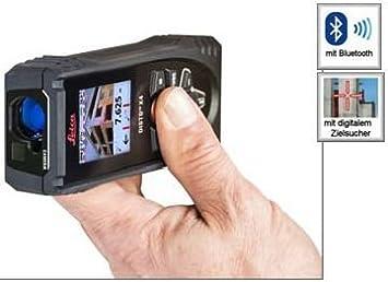Entfernungsmesser Mit Bluetooth : Bosch glm c test des entfernungsmessers für aussen dank kamera