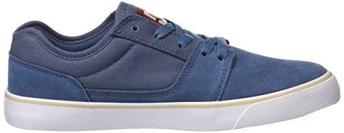 Dc Indigo Homme Vgo Basses Sneakers vintage Bleu Shoes Tonik wqg4RZ
