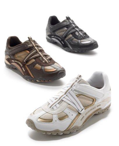 Sneaker Per Intuizione Da Donna Di Skechers - Cioccolata 6.5b