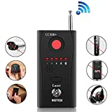 Bug Detector, BEITESI Anti-Spy Hidden Camera Detector, Wireless Signal RF Detector, Full-range Radio Wave GSM Device Finder for Anti Eavesdropping/Candid/GPS Tracker