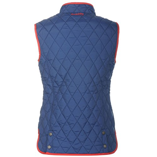 De Marine Corps Bleu Équitation Vêtements Requisite Gilet Plein Veste Chauffe Air Femmes q6n1z