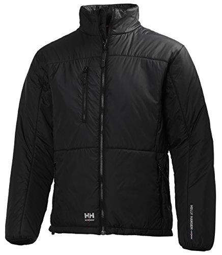 Workwear Unisex Hansen 073000 990 3xl Talla Helly Chaqueta 34 Negro Color Técnica Negro 3xl g58fnwnx