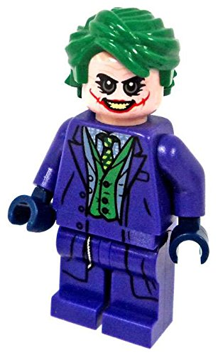LEGO Superheroes Minifigure Dark Knight Joker (Dark Knight Lego)