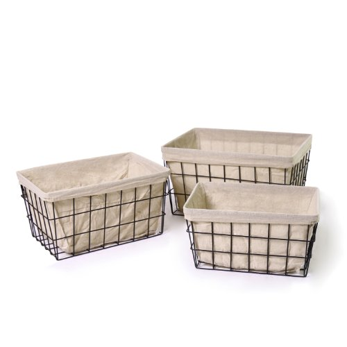metal basket liner - 7