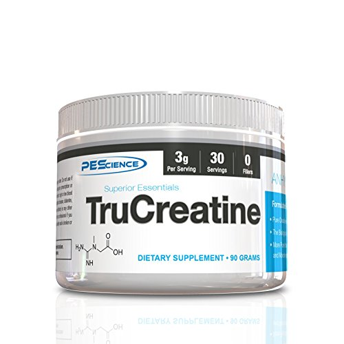 PEScience TruCreatine (Creatine Anhydrous), 30 servings