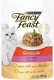 NESTLÉ PURINA FANCY FEAST Ração Úmida para Gatos Goulash Peru 85g