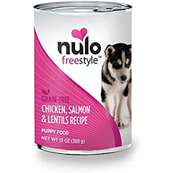 Amazon Com Nulo Puppy Grain Free Canned Wet Dog Food