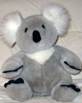build a bear koala - 2