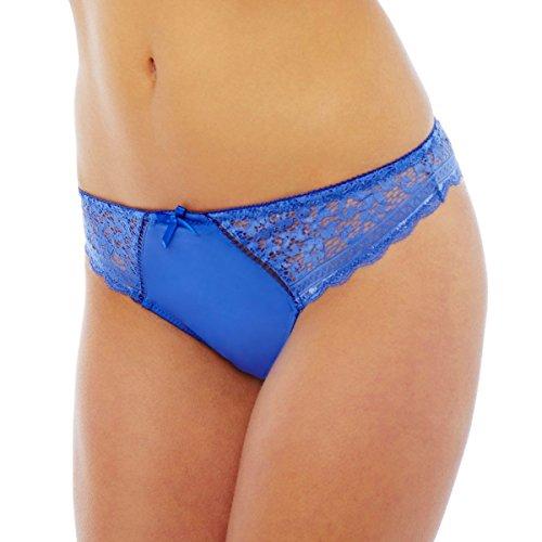 Pomm'poire - Tangas - para mujer Azul