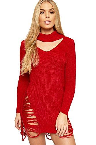 Knit Jumper Dress - 6