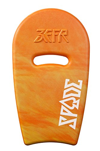 """ZEFR Bodysurfing Handplane/Handboard""""Spade"""" INDESTRUCTIBLE""""Sunburst"""""""