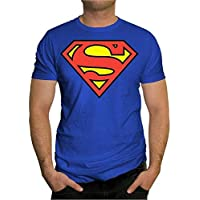 FM Superman Round Neck T-Shirt For Unisex