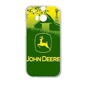 HTC One M8 Phone Case for Classic theme John Deere pattern design GQCTJND823421