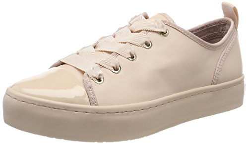 Rose Sneakers J1285upiter 3a1 Hilfiger dusty Pink Women''s top Low Tommy tYzqE6