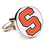 Syracuse University Orangemen Cufflinks with New Collectible Gift Box