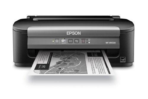 Epson WorkForce WF-M1030 Wireless Monochrome Printer C11CC82201