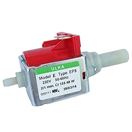 Gaggia Ulka EX5 vibratory pump 230V 48W Saeco 50-60HZ
