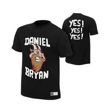 WWE Daniel Bryan Yes - Camiseta para hombre
