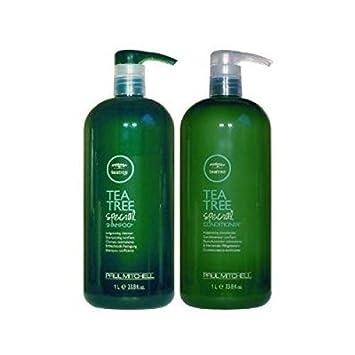 Amazon.com : Paul Mitchell Tea Tree Special Shampoo & Special ...