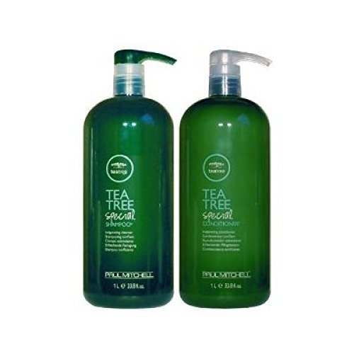 Paul-Mitchell-Tea-Tree-Special-Shampoo-Special Conditioner