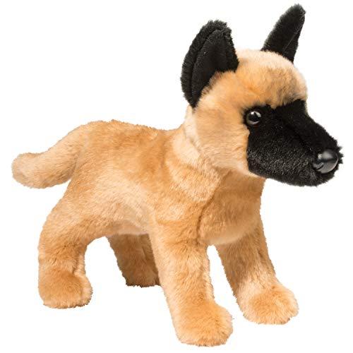 Douglas Plush Klaus Belgian Malinois Stuffed Animal