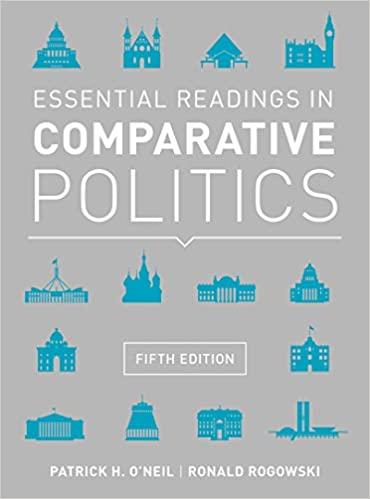 Essential Readings In Comparative Politics Pdf