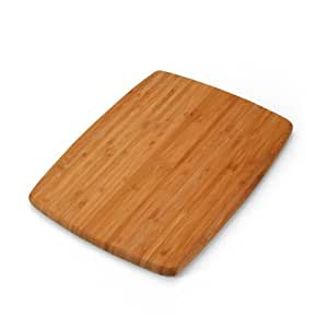 Farberware 11-by-14-Inch Single-Tone Bamboo Cutting Board