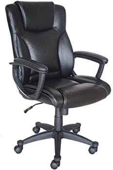 Broyhill Bonded Leather Manager Chair