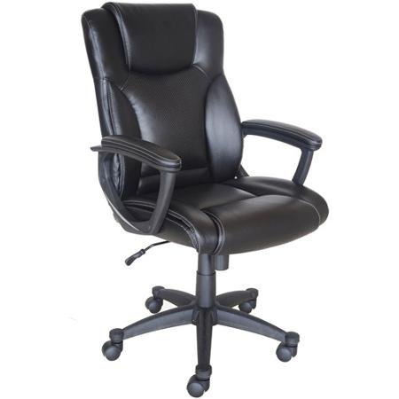 Broyhill Bonded Leather Manager Chair Bonded Leather on ...