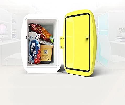 YZY-Refrigerador de coche 5L Mini Nevera Refrigeración ...