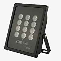 CMVision IRP12-940nm Invisible WideAngle 12pc High Power LED IR Array Illuminator