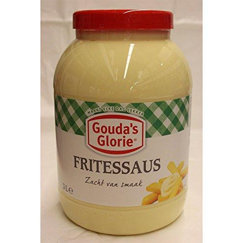 Gouda's Glorie Frites Saus 3000ml Dose (Fritten Sauce)