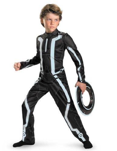 Tron  (Tron Movie Costume)