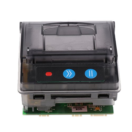 MagiDeal 58MM USB Thermal Receipt Printer High Speed Printing USB + serial TTL/RS232
