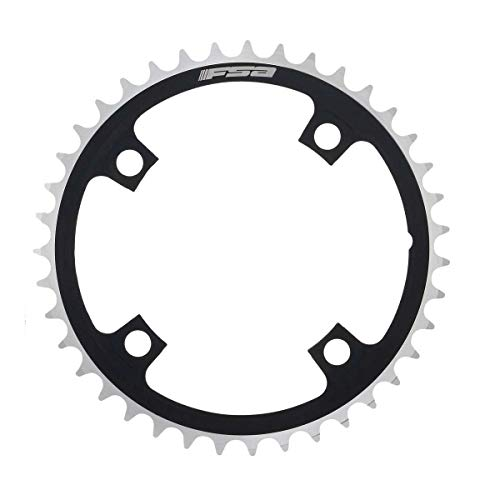 Fsa Super Road Bicycle - Full Speed Ahead FSA Gossamer Super ABS Road Bicycle Chainring - 110x36t - Black (4H) WB300 N-10/11-371-0036003960