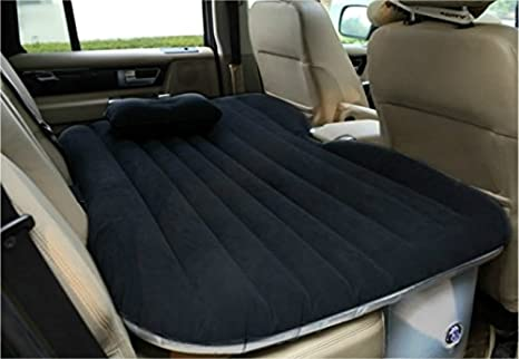 Sports & Entertainment Camping & Hiking Nice Flocking Cloth Car Back Seat Cover Air Mattress Travel Bed Inflatable Mattress Air Bed Inflatable Bed Travel Kit Camping Mat Long Performance Life