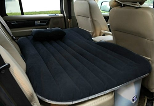 Heavy Duty Car Travel Inflatable Mattress Car Inflatable Bed SUV Back Seat Extended Mattress (Best Inflatable Car Bed)