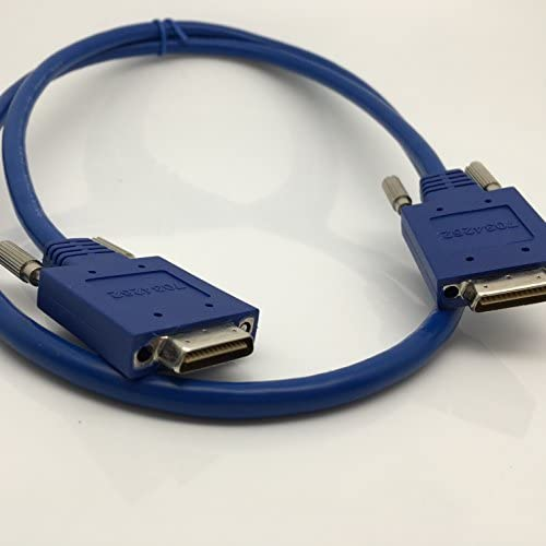 EDIMS 3FT Length Router Cable CAB-SS-2626X DTE//DCE Smart Serial Cable for Cisco Router