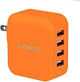 Lumsing Quick Charge 2.0 Multi-Port USB Wall Charger