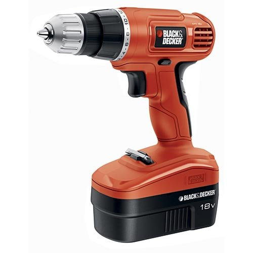 Buy black and decker cordless drill 18v