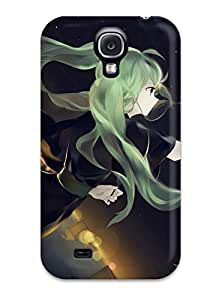 Excellent Design Vocaloid Hatsune Miku Anime Girls Case Cover For Galaxy S4