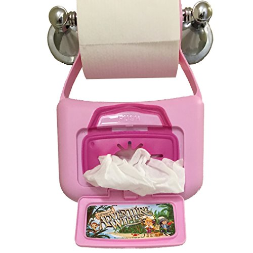Lil' Booty'S Adventure Wipe Hanging Flushable Wipe ()