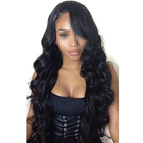 13x6 Body Wave Wig Glueless Lace Front Human