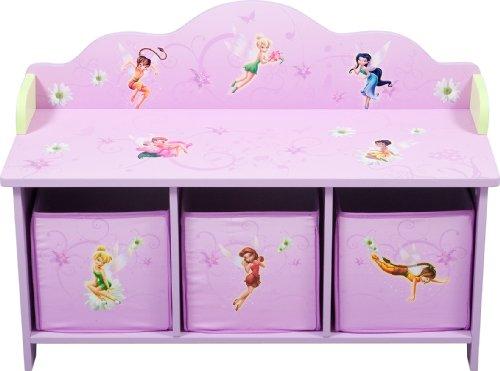 Delta Disney Fairies Toy Box Disney Fairies Toy Bench