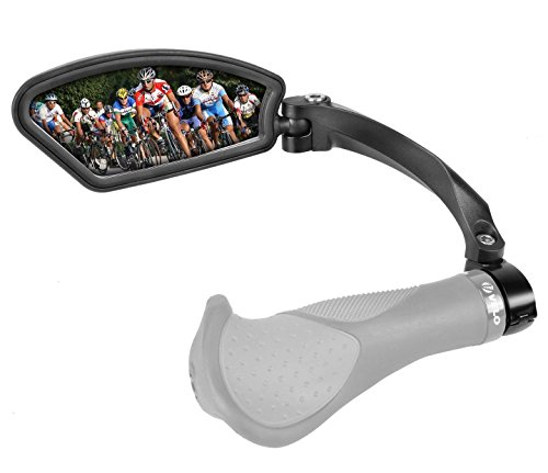 Bicycle Handlebar Stainless Steel Mirror product image